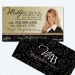 Misty Burns Real Estate Logo and Business Cards