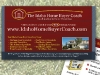 Idaho Home Buyer Coach Business Cards