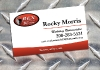 Rocky Morris Business Cards